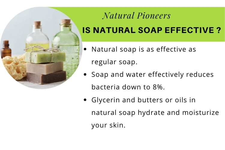 Natural Pioneers Is Natural Soap Better is natural soap effective does natural soap work