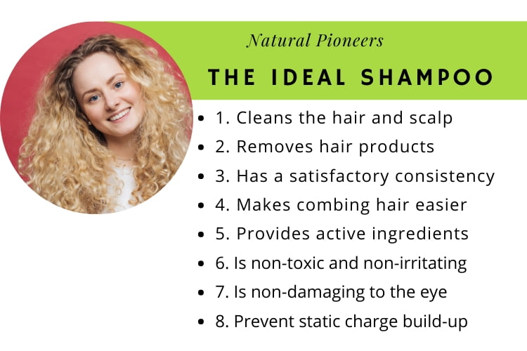 Natural Pioneers Is natural shampoo really better ideal shampoo properties features