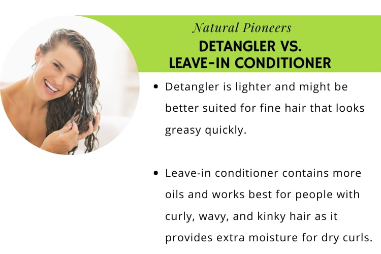 Is Detangler And Leave-In Conditioner The Same detangler vs. leave-in conditioner, fine hair curly, kinky, dry hair