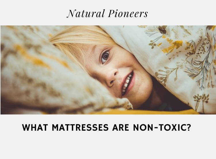 Natural Pioneers What Mattresses Are Non-Toxic Chemicals, Health Risk (2020)