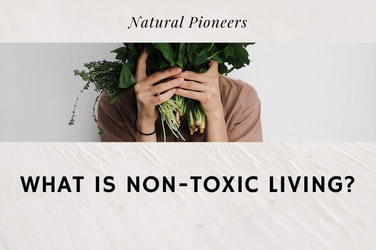 Natural Pioneers What is non-toxic living