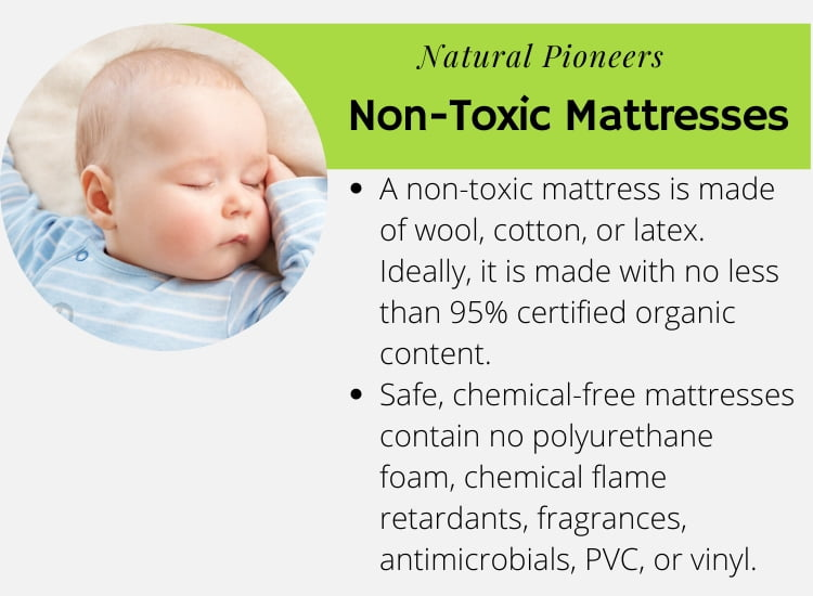 What Mattresses Are Non-Toxic Chemicals, Health Risk (2020) non-toxic mattress definition